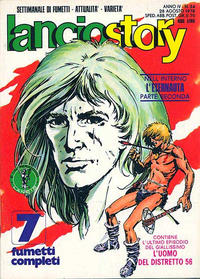 Cover Thumbnail for Lanciostory (Eura Editoriale, 1975 series) #v4#34