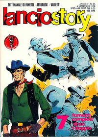 Cover Thumbnail for Lanciostory (Eura Editoriale, 1975 series) #v4#35