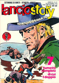 Cover Thumbnail for Lanciostory (Eura Editoriale, 1975 series) #v4#37