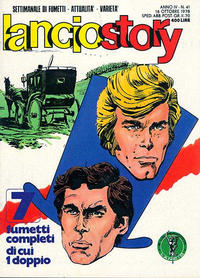 Cover Thumbnail for Lanciostory (Eura Editoriale, 1975 series) #v4#41