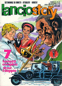 Cover Thumbnail for Lanciostory (Eura Editoriale, 1975 series) #v4#43