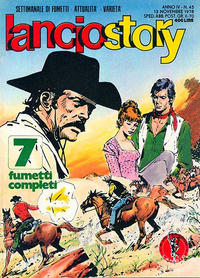 Cover Thumbnail for Lanciostory (Eura Editoriale, 1975 series) #v4#45
