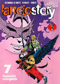 Cover Thumbnail for Lanciostory (Eura Editoriale, 1975 series) #v4#51