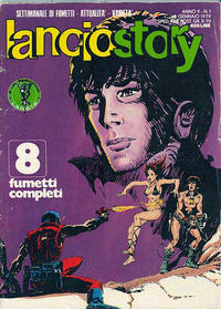 Cover Thumbnail for Lanciostory (Eura Editoriale, 1975 series) #v5#1
