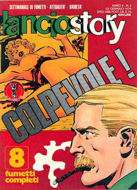 Cover Thumbnail for Lanciostory (Eura Editoriale, 1975 series) #v5#3