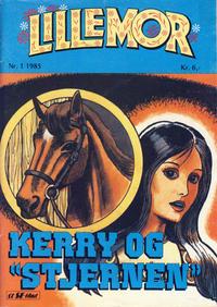 Cover Thumbnail for Lillemor (Serieforlaget / Se-Bladene / Stabenfeldt, 1969 series) #1/1985
