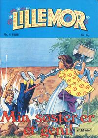 Cover Thumbnail for Lillemor (Serieforlaget / Se-Bladene / Stabenfeldt, 1969 series) #4/1985