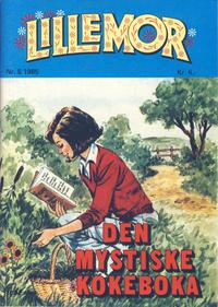 Cover Thumbnail for Lillemor (Serieforlaget / Se-Bladene / Stabenfeldt, 1969 series) #5/1985