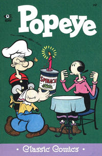 Cover Thumbnail for Classic Popeye (IDW, 2012 series) #47