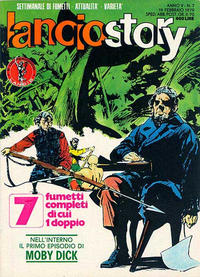 Cover Thumbnail for Lanciostory (Eura Editoriale, 1975 series) #v5#7