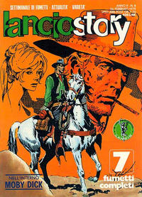 Cover Thumbnail for Lanciostory (Eura Editoriale, 1975 series) #v5#8