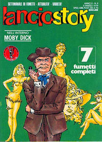 Cover Thumbnail for Lanciostory (Eura Editoriale, 1975 series) #v5#9