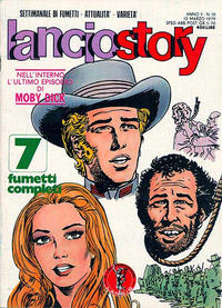 Cover Thumbnail for Lanciostory (Eura Editoriale, 1975 series) #v5#10