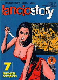 Cover Thumbnail for Lanciostory (Eura Editoriale, 1975 series) #v5#11