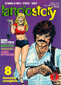 Cover Thumbnail for Lanciostory (Eura Editoriale, 1975 series) #v5#12