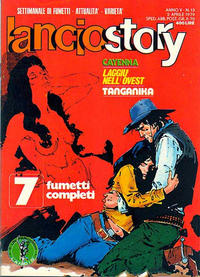 Cover Thumbnail for Lanciostory (Eura Editoriale, 1975 series) #v5#13