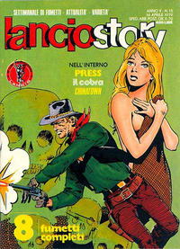 Cover Thumbnail for Lanciostory (Eura Editoriale, 1975 series) #v5#15