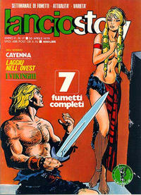 Cover Thumbnail for Lanciostory (Eura Editoriale, 1975 series) #v5#17