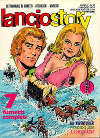 Cover Thumbnail for Lanciostory (Eura Editoriale, 1975 series) #v5#18