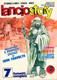 Cover Thumbnail for Lanciostory (Eura Editoriale, 1975 series) #v5#20