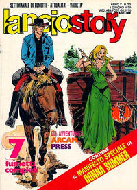 Cover Thumbnail for Lanciostory (Eura Editoriale, 1975 series) #v5#22
