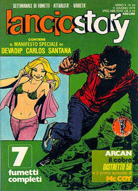 Cover Thumbnail for Lanciostory (Eura Editoriale, 1975 series) #v5#23