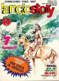Cover Thumbnail for Lanciostory (Eura Editoriale, 1975 series) #v5#26