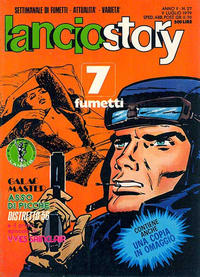 Cover Thumbnail for Lanciostory (Eura Editoriale, 1975 series) #v5#27