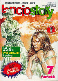 Cover Thumbnail for Lanciostory (Eura Editoriale, 1975 series) #v5#28