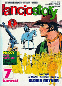 Cover Thumbnail for Lanciostory (Eura Editoriale, 1975 series) #v5#32