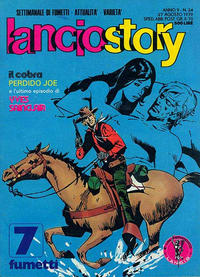 Cover Thumbnail for Lanciostory (Eura Editoriale, 1975 series) #v5#34