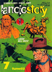 Cover Thumbnail for Lanciostory (Eura Editoriale, 1975 series) #v5#40