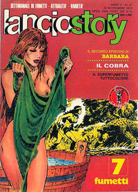 Cover Thumbnail for Lanciostory (Eura Editoriale, 1975 series) #v5#47