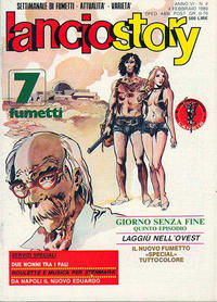 Cover Thumbnail for Lanciostory (Eura Editoriale, 1975 series) #v6#4