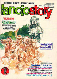 Cover Thumbnail for Lanciostory (Eura Editoriale, 1975 series) #v6#5