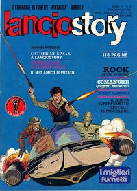 Cover Thumbnail for Lanciostory (Eura Editoriale, 1975 series) #v6#6