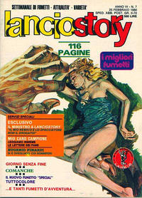 Cover Thumbnail for Lanciostory (Eura Editoriale, 1975 series) #v6#7