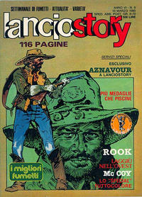 Cover Thumbnail for Lanciostory (Eura Editoriale, 1975 series) #v6#9