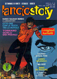 Cover Thumbnail for Lanciostory (Eura Editoriale, 1975 series) #v6#10