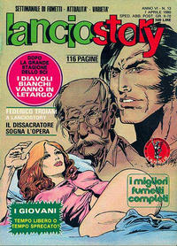 Cover Thumbnail for Lanciostory (Eura Editoriale, 1975 series) #v6#13