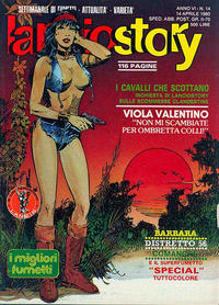 Cover Thumbnail for Lanciostory (Eura Editoriale, 1975 series) #v6#14