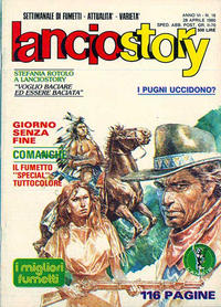 Cover Thumbnail for Lanciostory (Eura Editoriale, 1975 series) #v6#16