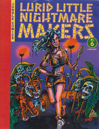 Cover Thumbnail for Lurid Little Nightmare Makers (Boardman Books, 2014 series) #6