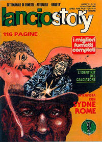 Cover Thumbnail for Lanciostory (Eura Editoriale, 1975 series) #v6#18