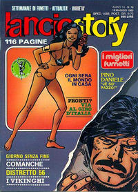 Cover Thumbnail for Lanciostory (Eura Editoriale, 1975 series) #v6#19