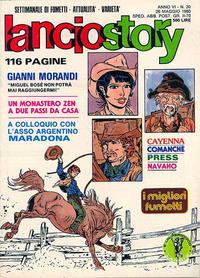 Cover Thumbnail for Lanciostory (Eura Editoriale, 1975 series) #v6#20
