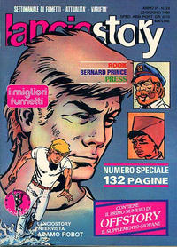 Cover Thumbnail for Lanciostory (Eura Editoriale, 1975 series) #v6#24