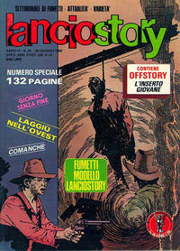Cover Thumbnail for Lanciostory (Eura Editoriale, 1975 series) #v6#25