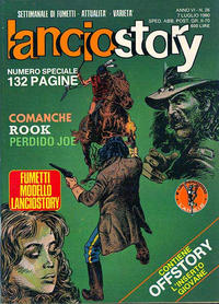 Cover Thumbnail for Lanciostory (Eura Editoriale, 1975 series) #v6#26