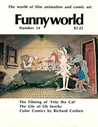Cover Thumbnail for Funnyworld (Mike Barrier, 1966 series) #14